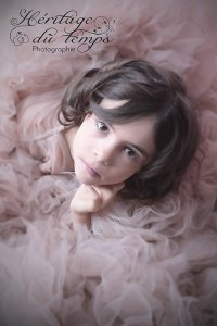 heritage du temps photographie enfants robe rose.jpg